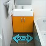 Мебель 60 - 70 см