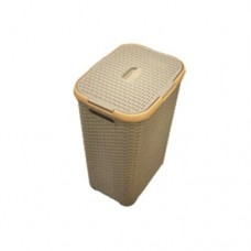 Корзина для белья Aquanet VD043 00196554 grey