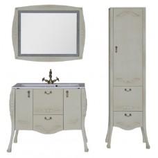 Мебель для ванной Aquanet Виктория 120 олива