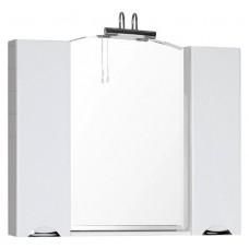 Зеркало-шкаф Aquanet Асти 105 белый