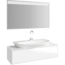 Мебель для ванной Aqwella 5 stars Genesis 120 белая