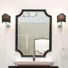 Зеркало Aqwella 5 stars LaDonna черное