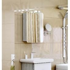 Зеркало-шкаф Aqwella Аликанте 50 седой дуб