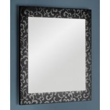 Зеркало Dreja Ornament 85 черное