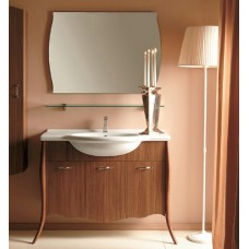 Мебель для ванной Eurolegno Clip 115 noce