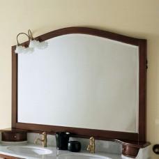 Зеркало Eurolegno Old line 150 орех