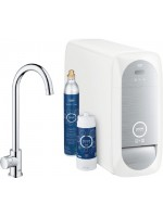 Кран Grohe Blue Home 31498000 с функцией фильтрации и газирования воды