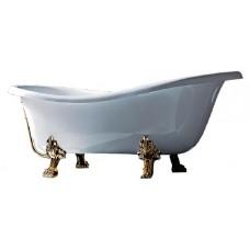 Акриловая ванна Gruppo Treesse Epoca V5071 oro
