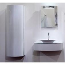 Мебель для ванной Jacob Delafon Presquile 85 белый лак