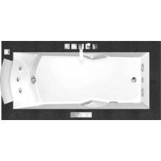 Акриловая ванна Jacuzzi Aura Uno