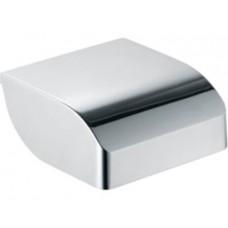 Держатель туалетной бумаги Keuco Elegance new 11660 010000 с крышкой