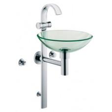 Смеситель Kludi JOOP! 55115D1 для гостевых туалетов