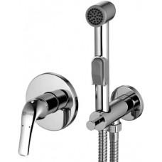 Гигиенический душ Lemark plus Advance LM1219C со смесителем, С ВНУТРЕННЕЙ ЧАСТЬЮ