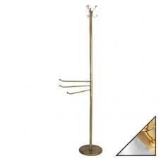 Вешалка Migliore Mirella ML.MRL-2100.CRDO хром-золото