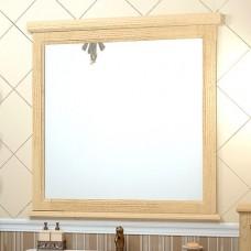 Зеркало Opadiris Гарда 90 бьянко