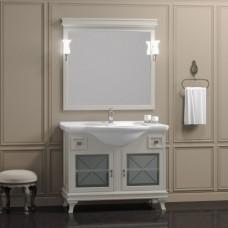 Мебель для ванной Opadiris Борджи 105 слоновая кость