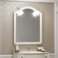 Зеркало Opadiris Виктория 90 слоновая кость