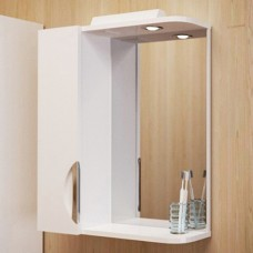Зеркало-шкаф Velvex Belvento Quadro 60