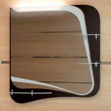 Зеркало Velvex Iva 65 венге
